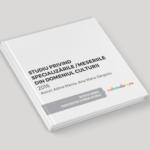 Studiu privind specializările / meseriile din domeniul culturii [2016]