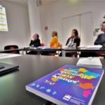 Prima reuniune din cadrul programului de cooperare dintre INCFC și DEPS