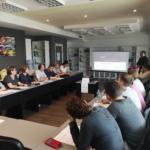 Atelier de formare dedicat dezvoltării de public în cadrul Heritart