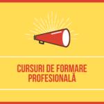 Reluarea cursurilor de formare profesională