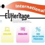 EU Heritage: Pilotarea internațională a programelor de formare în domeniul patrimoniului cultural